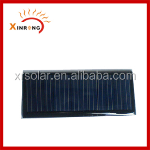 5.5V 30mA of Torch Use Epoxy resin mini solar panel