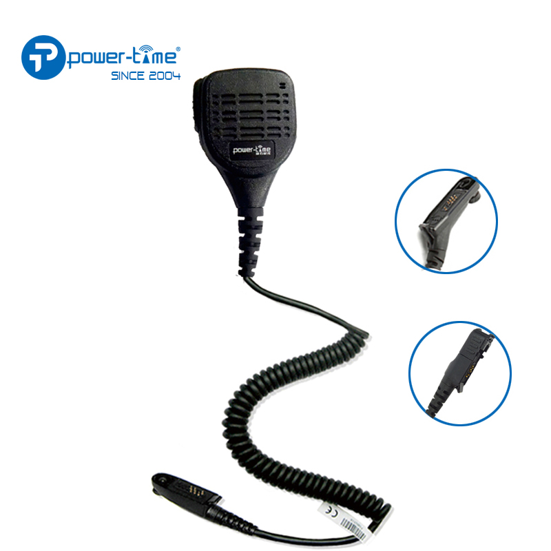 Two way radio accessories shoulder Speaker Mic for DP4000