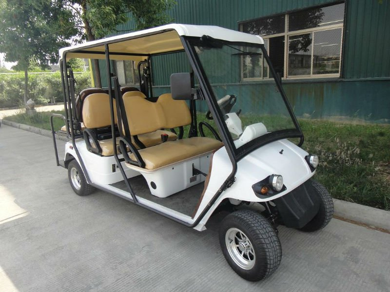 EEC approved Golf utility cart,EEC street legal utility vehicles,EG2048HSZR-01,48V/5KW AC Sepex