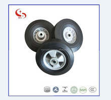 China factory solid rubber wheel for hand truck