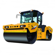 China double drum roller road XD132 machine