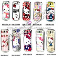 Hello kitty design case for samsung galaxy s3