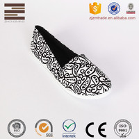 Antiskid Durable Injection PVC Outsole Cheap Casual Shoes