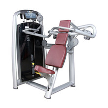 Fitness equipment / Gym equipment / Seated shoulder press