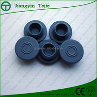 20mm rubber bung for injectable glass bottles