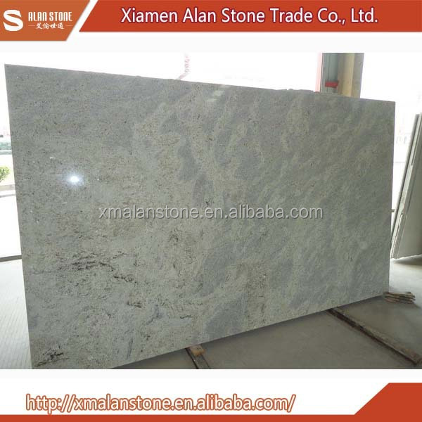 New Sytle Low Cost slab kashmir white granite price
