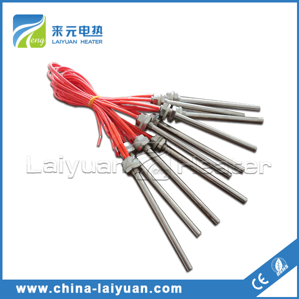 hot air plastic Injection molding machine Cartridge tube heater