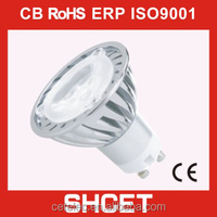cet-048 aluminum high power diameter 35mm gu10 led spot light 3w