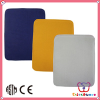 GSV certification eco polyester fashion design felt custome ipad bag