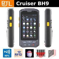 New BATL BH9 android gps uhf rfid fingerprint 1D/2D 3g waterproof handheld data capture device