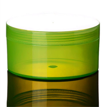 300G Green Series Large Plastic Jars