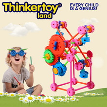 Educational DIY 3D Puzzle Toys Gear Block Toys Promotion