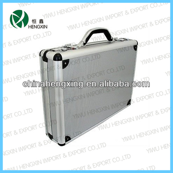 TOP Quality Aluminum Tool Case Box Gift Packing from manufacturer