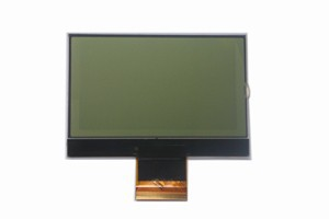 240x160 dots matrix cog graphical lcd display module