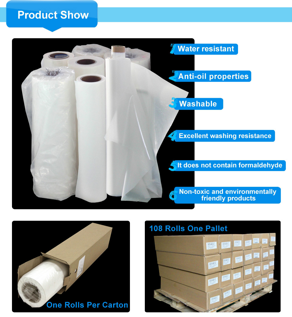 Kenteer Top Quality TPU Hot Melt Adhesive Film