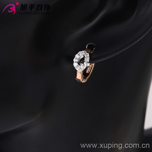 29303 2013 fashion design small gold alloy earrings