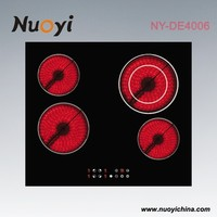 Cooking appliance 2016 Nuoyi Household Plastic Housing Electric Ceramic Hob