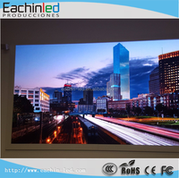 Very large media led wall led tv large ce/rohs/emc achived P2 Led video wall