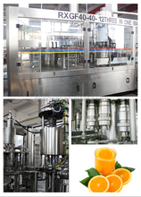 drinking line machine/economic juice filling machine/tangerine and orange juice machine