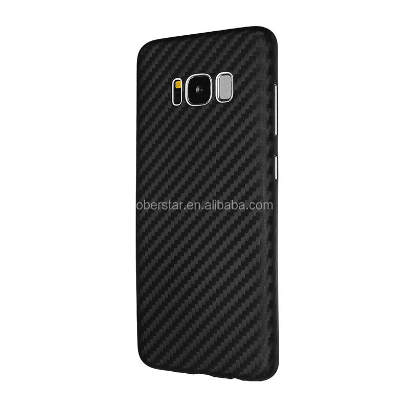 Newest 2017 Slim Carbon Fiber Mobile Phone <strong>Cover</strong> case Soft Anti-Skid Anti-Knock <strong>Cover</strong> For Samsung Galaxy S8