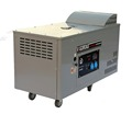 HOT! Silent Type Portable Dual Fuel gas and gasoline 8KW Generators For Home Use with CE Approval