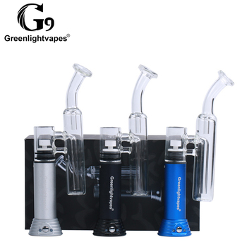 G9 Mini Henail Water pipe glass dab rig smoking e cig
