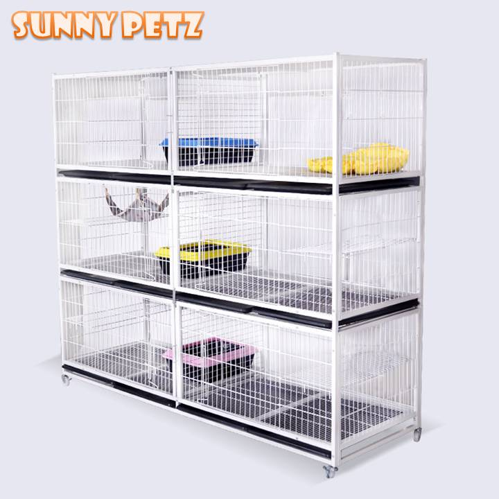 Modul Pets Cage Display Cages For Small Pet Dog Cat