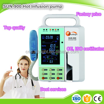 Hospital clinic equipments veterinary infusion pump