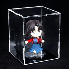 2016 hot sale clear acrylic toy display cabinet