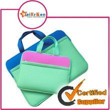 2012 fashional waterproof neoprene laptop bag