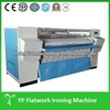professinal 1.5m gas heating 2 rollers ironing machine