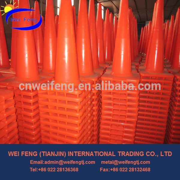 Factory Supplier 900mm traffic cone for medical use
