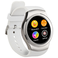 New smart watch 2016 heart rate watch full dial watch touch screen MTK2502