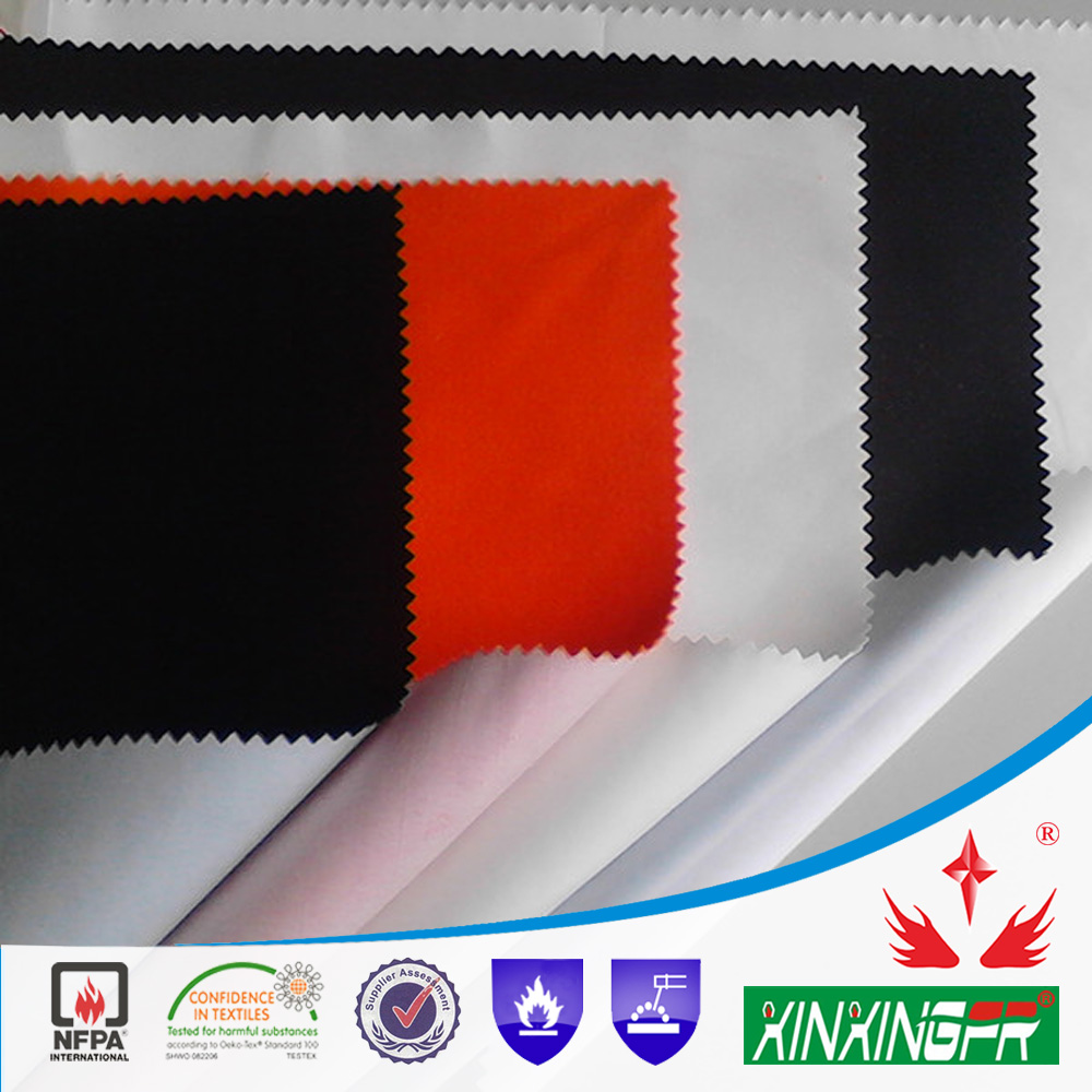 100%Cotton knitting fire retardant fabric