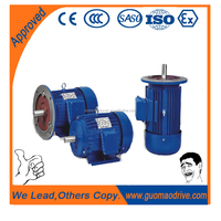 Newest design industrial hp 120 volt electric motor with cooling fan
