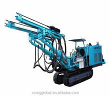27~42mm hole diameter Full Hydraulic Driving Drill Carriage
