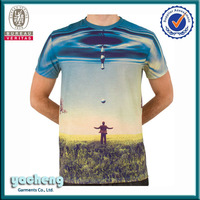 Wholesale China Men S Sublimation T
