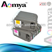 Aomya PFI 701 PFI 702 compatible cartridge for Canon IPF9100 ink tank with ink and chip