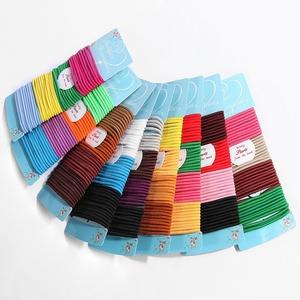 SUNHOO 2mm soft elastic hair band