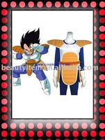 Custom made Dragon Ball Vegeta Cosplay Costume for adults