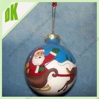 Safe packing thus it gets to you in a perfect shape hanging christmas led glass ball with bird
