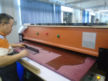 Machine cutting