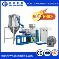 2016 chinese CE machines new pp pe film squeezing dewatering dryer machine/plastic film squeezer machine