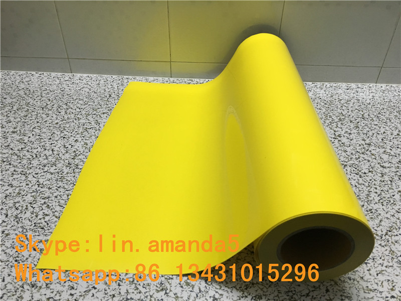 Various Kinds Color PVC Film & Flex Neon PVC Heat Transfer Vinyl