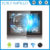 "10"" wall mount Standard PoE IEEE 802.3 af Inwall PoE Tablet with RJ45"