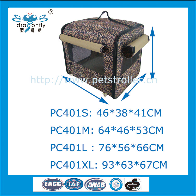 hot sale customized new soft waterproof dog tote pet carrier small animals birds bags