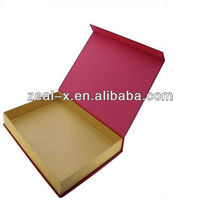 2014 top sale Classical gift box magnetic flip