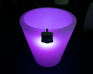 Rainbow night light LED toilet light sensor motion activated small battery operated led light