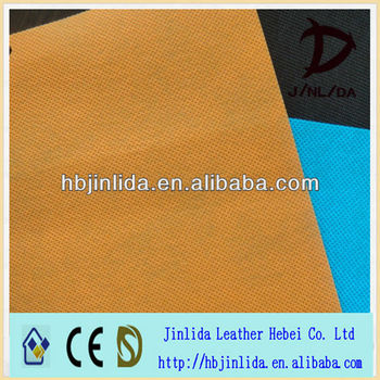 Colorful Eco-friendly 35g PP spundbonded unwoven fabric for medical