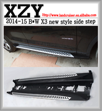 2014-15 B*W X3 side step,new style running board for x3